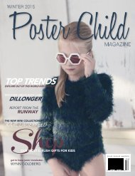 Poster Child Magazine, Winter 2015