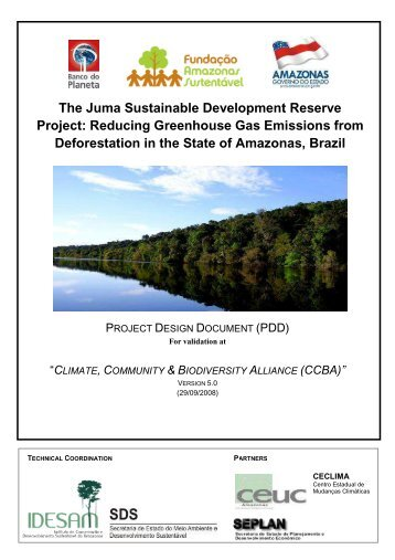 The Juma Sustainable Development Reserve Project