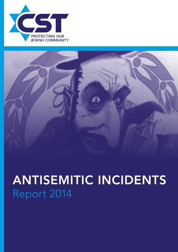 ANTISEMITIC INCIDENTS