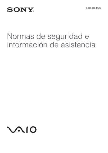 Sony VPCCB3S1R - VPCCB3S1R Documenti garanzia Spagnolo