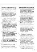 Sony SVS1513V9R - SVS1513V9R Guida alla risoluzione dei problemi Portoghese - Page 7