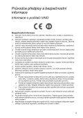 Sony VPCYB3Q1R - VPCYB3Q1R Documenti garanzia Ceco - Page 5