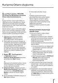 Sony VPCYB3Q1R - VPCYB3Q1R Guida alla risoluzione dei problemi Turco - Page 5