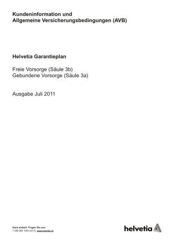 AVB Helvetia Garantieplan 13.07.2011.docx