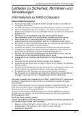 Sony VGN-SR59VG - VGN-SR59VG Documenti garanzia Tedesco - Page 5