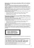 Sony VPCEH3M1E - VPCEH3M1E Documenti garanzia Spagnolo - Page 7