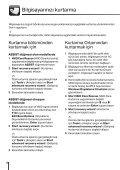 Sony VPCJ12M1E - VPCJ12M1E Guida alla risoluzione dei problemi Turco - Page 6