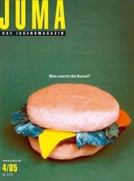 JUMA 4/2005, Titel - Zentralstelle für das Auslandsschulwesen