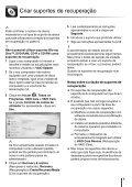 Sony VPCJ12M1E - VPCJ12M1E Guida alla risoluzione dei problemi Portoghese - Page 5