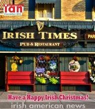 Have a Happy Irish Christmas!