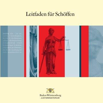 PDF, 2 MB - Justizministerium Baden-Württemberg