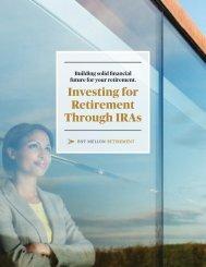 Investing for Retirement Through IRAs