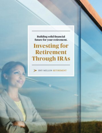 Investing for Retirement Through IRAs