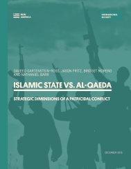 ISLAMIC STATE VS AL-QAEDA