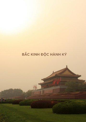 BAC KINH DOC HANH KY