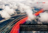 Global payments report preview