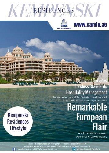CANDO - Magazine- News paper ads