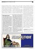 Politique maritime intégrée : - Europolitique - Page 7