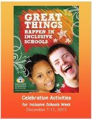 Celebration Activities