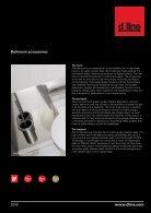 d line Sanitär Zubehör DE 2012 - Seite 3