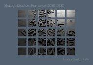 Strategic Directions Framework 2015-2030