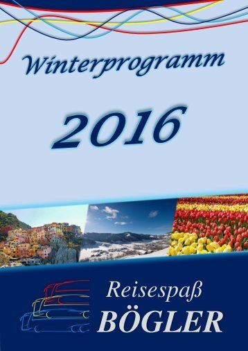 Winterprogramm 2016