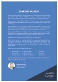 STARTUP MUSTER 2015 REPORT - Page 3