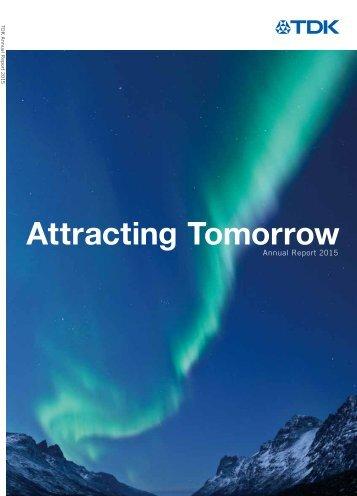 Attracting Tomorrow