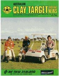 Julv 1983 - Australian Clay Target Association