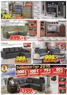 Danke-schön-Tage 2015 bei Kranepuhl's Optimale Möbelmärkte - Seite 2