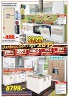 Danke-schön-Tage 2015 bei Kranepuhl's Optimale Möbelmärkte - Seite 4