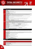 Albanian Security Forum - Program - Page 4
