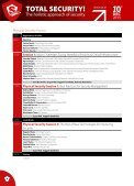 Albanian Security Forum - Program - Page 6