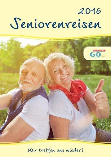 Seniorenreisen Sommer 2016