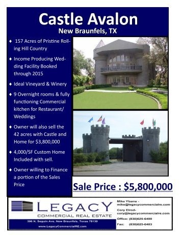 Castle Avalon