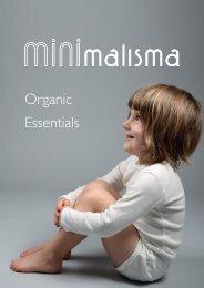 Minimalisma Organic Essentials