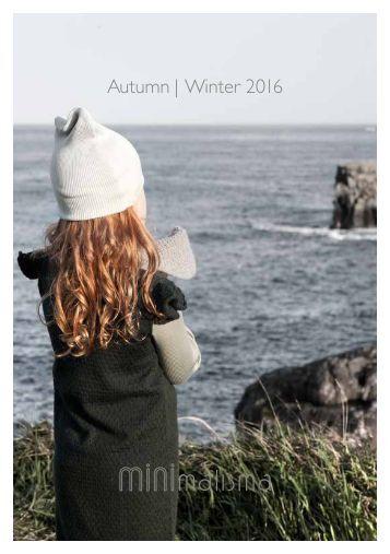 minimalisma autumn | winter 2016