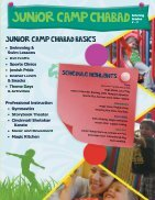 Camp Chabad Summer Brochure 2014 - Page 5