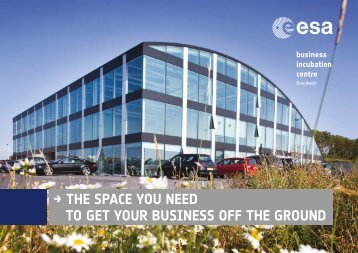 → THE SPACE YOU NEED TO GET YOUR BUSINESS OFF THE GROUND