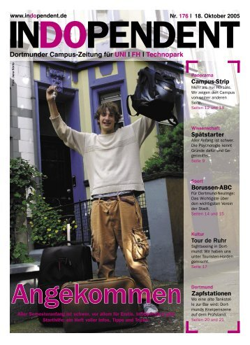 Ihr AOK Studenten-Service - Universität Dortmund - Fakultät ...