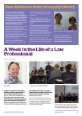 Anglia Law School newsletter November 2015 - Page 5