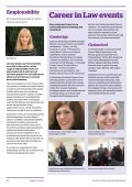 Anglia Law School newsletter November 2015 - Page 6