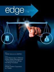 TWMA Cutting Edge 8 - Winter 2015