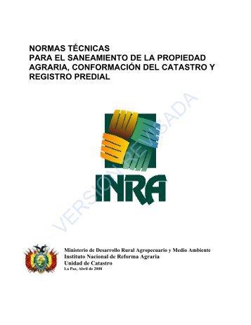Norma_Tecnica_VERSION_FINAL_AGUA_ aprobada - REVISADA
