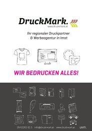 Prospekt DruckMark 2015