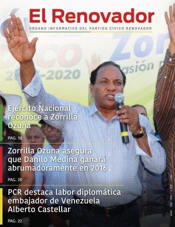 Revista PCR (Septiembre-Octubre 2015)