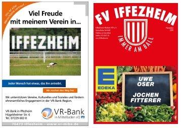 FV IFFEZHEIM - Fussballverein Iffezheim