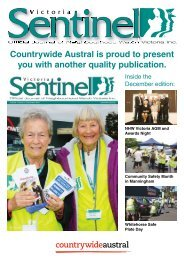 Countrywide Austral Sentinel Vol 15 Issue 4 December 2015