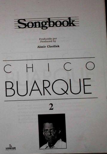 Chico Buarque_Songbook - Vol. 2