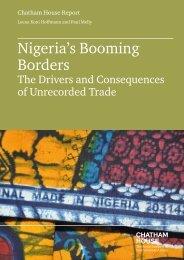 Nigeria's Booming Borders